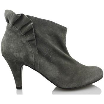 Schoenen Dames Low boots Vienty Botin GRIJS WIEL GRIS