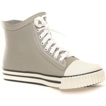 Schoenen Dames Hoge sneakers Cassis Côte d'Azur Cassis No Blues Baskets Bolero gris Grijs