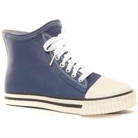 Schoenen Dames Hoge sneakers Cassis Côte d'Azur Cassis No Blues Baskets Bolero marine Blauw