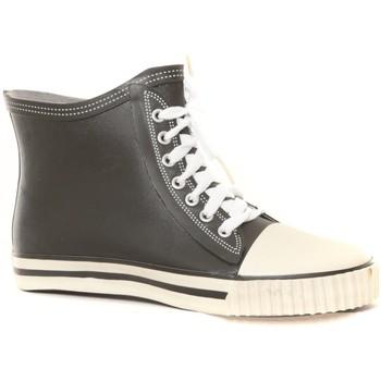Schoenen Dames Hoge sneakers Cassis Côte d'Azur Cassis No Blues Baskets Bolero noir Zwart