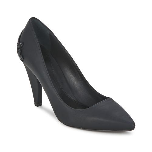 Schoenen Dames pumps McQ Alexander McQueen 336523 Zwart