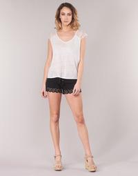 Textiel Dames Korte broeken / Bermuda's Banana Moon HUAWEI Zwart