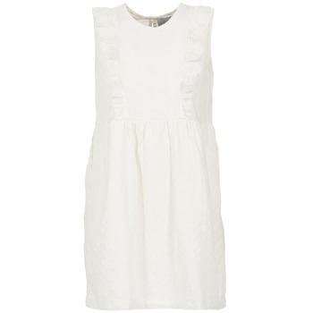 Textiel Dames Korte jurken Compania Fantastica HETRE Ecru