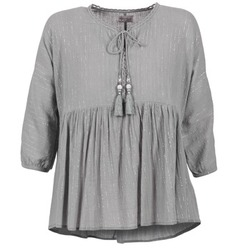 Textiel Dames Tops / Blousjes Stella Forest PATEGI Grijs