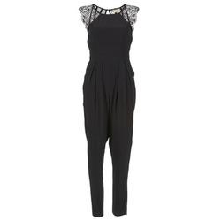 Textiel Dames Jumpsuites / Tuinbroeken Stella Forest ONDONI Zwart