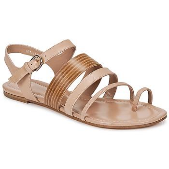 Schoenen Dames Sandalen / Open schoenen Hugo Boss Black PERNILLE Beige