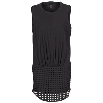 Textiel Dames Korte jurken Yas CUBE Zwart