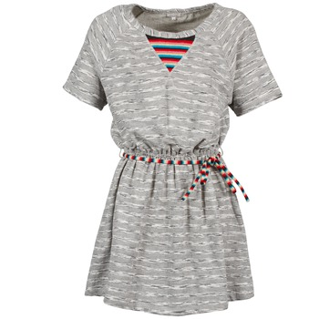 Textiel Dames Korte jurken Manoush ETNIC Grijs