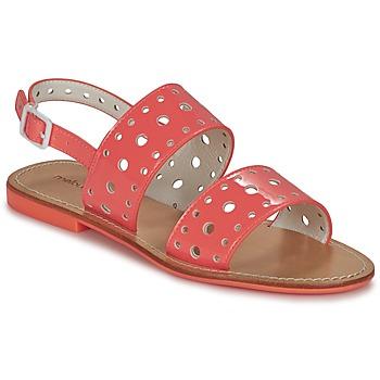 Schoenen Dames Sandalen / Open schoenen Mellow Yellow VADINA Koraal
