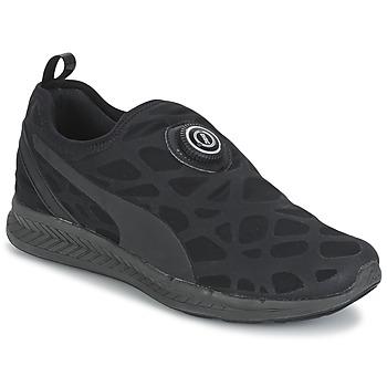 Schoenen Heren Lage sneakers Puma DISC SLEEVE IGNITE STR. FOAM Zwart