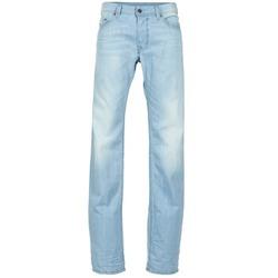 Textiel Heren Straight jeans Diesel SAFADO Blauw