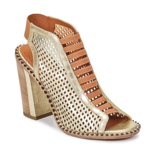 Schoenen Dames Sandalen / Open schoenen Marc by Marc Jacobs SUSANNA Goud
