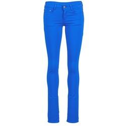 Textiel Dames 5 zakken broeken Cimarron CASSIS Blauw