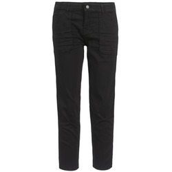 Textiel Dames Korte broeken Cimarron CLAUDIE Zwart
