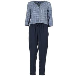 Textiel Dames Jumpsuites / Tuinbroeken Tom Tailor UVIALA Blauw