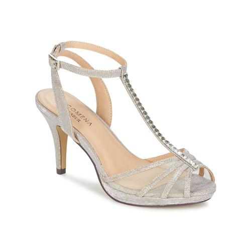 Schoenen Dames Sandalen / Open schoenen Menbur PALMA Zand / Iris