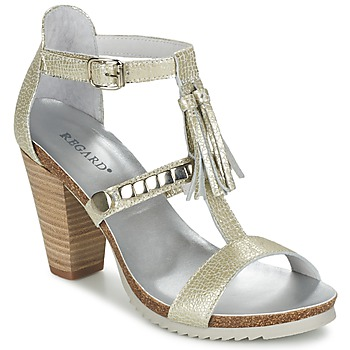 Schoenen Dames Sandalen / Open schoenen Regard ROKOLO Platinum