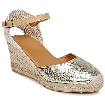 Schoenen Dames Sandalen / Open schoenen Regard SYBEL Platinum