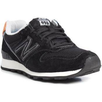 Schoenen Dames Lage sneakers New Balance Baskets  996 Noir Noir