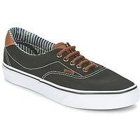 Schoenen Lage sneakers Vans ERA 59 Zwart / Stripes / Denim