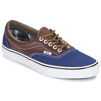 Schoenen Heren Lage sneakers Vans ERA Marine / Bruin
