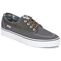 Schoenen Heren Lage sneakers Vans BRIGATA Grijs / Kaki