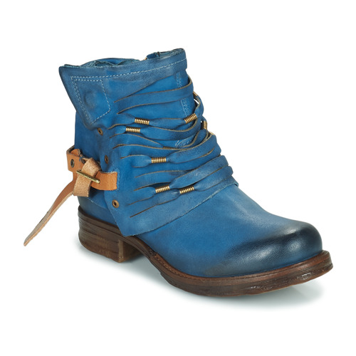 Bottes As98 De La Saintec 'nachtblauw / Denim Bleu dlhiadWcKt