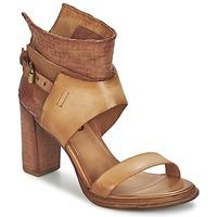 Schoenen Dames Sandalen / Open schoenen Airstep / A.S.98 IRON Bruin