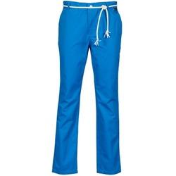 Textiel Heren Chino's Eleven Paris CHARLIE Blauw