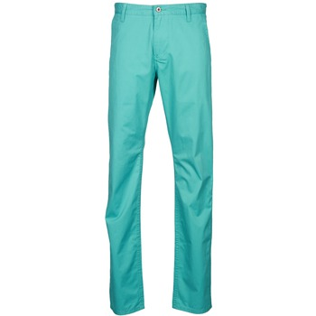 Textiel Heren Chino's Dockers ALPHA LIGHTWEIGHT TWILL Turquoize
