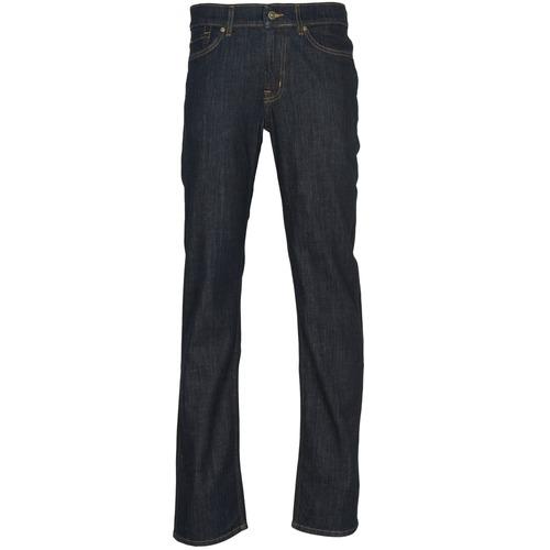 Textiel Heren Skinny jeans 7 for all Mankind SLIMMY OASIS TREE Blauw