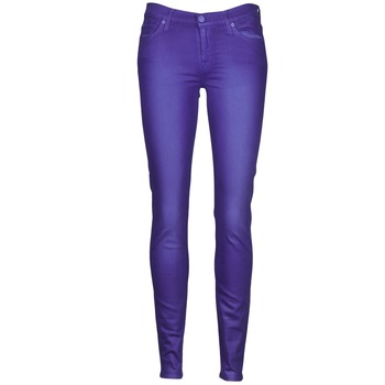 Textiel Dames Skinny jeans 7 for all Mankind THE SKINNY VINE LEAF Blauw