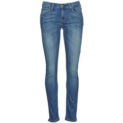 Textiel Dames Skinny jeans Lee JADE Blauw
