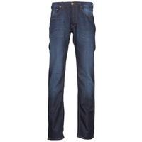 Textiel Heren Straight jeans Lee DAREN Blauw