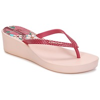 Schoenen Dames Teenslippers Ipanema ART DECO II Roze