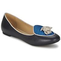 Schoenen Dames Ballerina's Etro 3922 Blauw