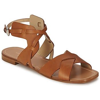 Schoenen Dames Sandalen / Open schoenen Etro 3947 Bruin