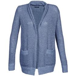 Textiel Dames Vesten / Cardigans Marc O'Polo LEROY Blauw