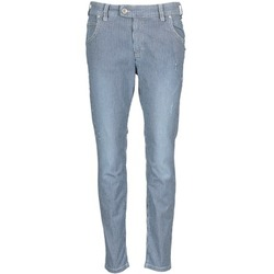 Textiel Dames Straight jeans Marc O'Polo LAUREL Blauw / Wit