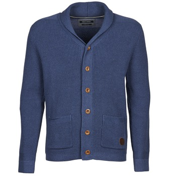 Textiel Heren Vesten / Cardigans Marc O'Polo RAMUN Blauw