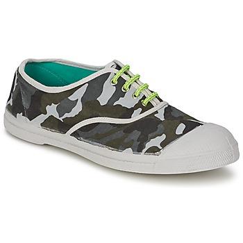 Schoenen Heren Lage sneakers Bensimon TENNIS CAMOFLUO Camouflage