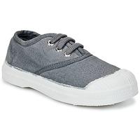 Schoenen Kinderen Lage sneakers Bensimon TENNIS LACET Grijs