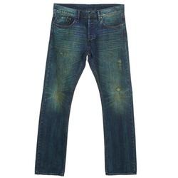 Textiel Heren Straight jeans Ünkut Six Blauw