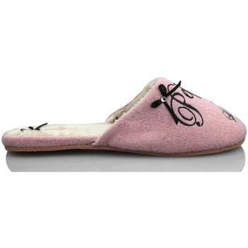 Schoenen Dames Sloffen Pepe jeans HOME W ROSA