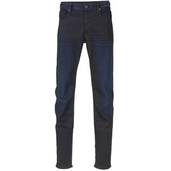 Textiel Heren Skinny jeans G-Star Raw 3301 SLIM Vintage / Slander / Super / Stretch / Denim