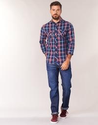Textiel Heren Straight jeans G-Star Raw 3301 STRAIGHT Denim / Vintage