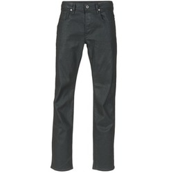 Textiel Heren Straight jeans G-Star Raw 3301 STRAIGHT Zwart