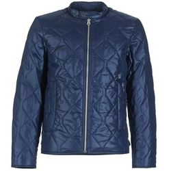 Textiel Heren Wind jackets G-Star Raw ATTAC QUILTED Marine