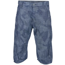 Textiel Heren Korte broeken / Bermuda's G-Star Raw ARC 3D TAPERED 1/3 Blauw