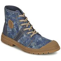 Schoenen Dames Hoge sneakers Pataugas AUTHENTIQUE/DE Blauw